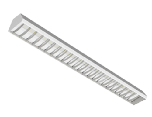 BLSDB – LED Surface and Suspended Mount Strip Fixture